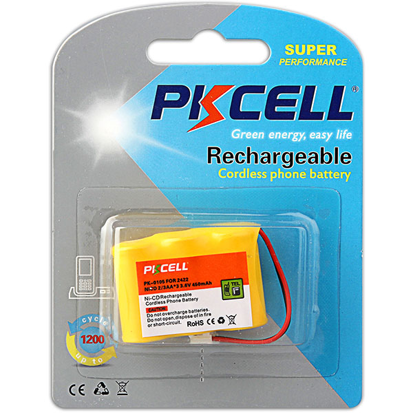 pk0105  Cordless Phone Battery